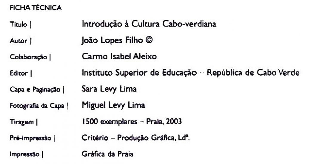 Livros - João Lopes Filho